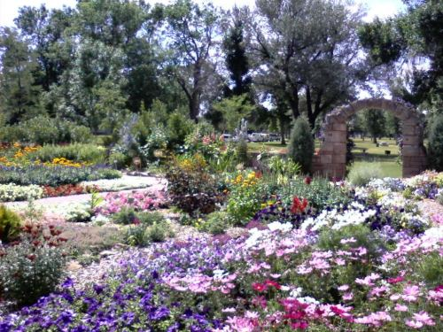 Gibson Park Flower Gardens Things I Miss About Home